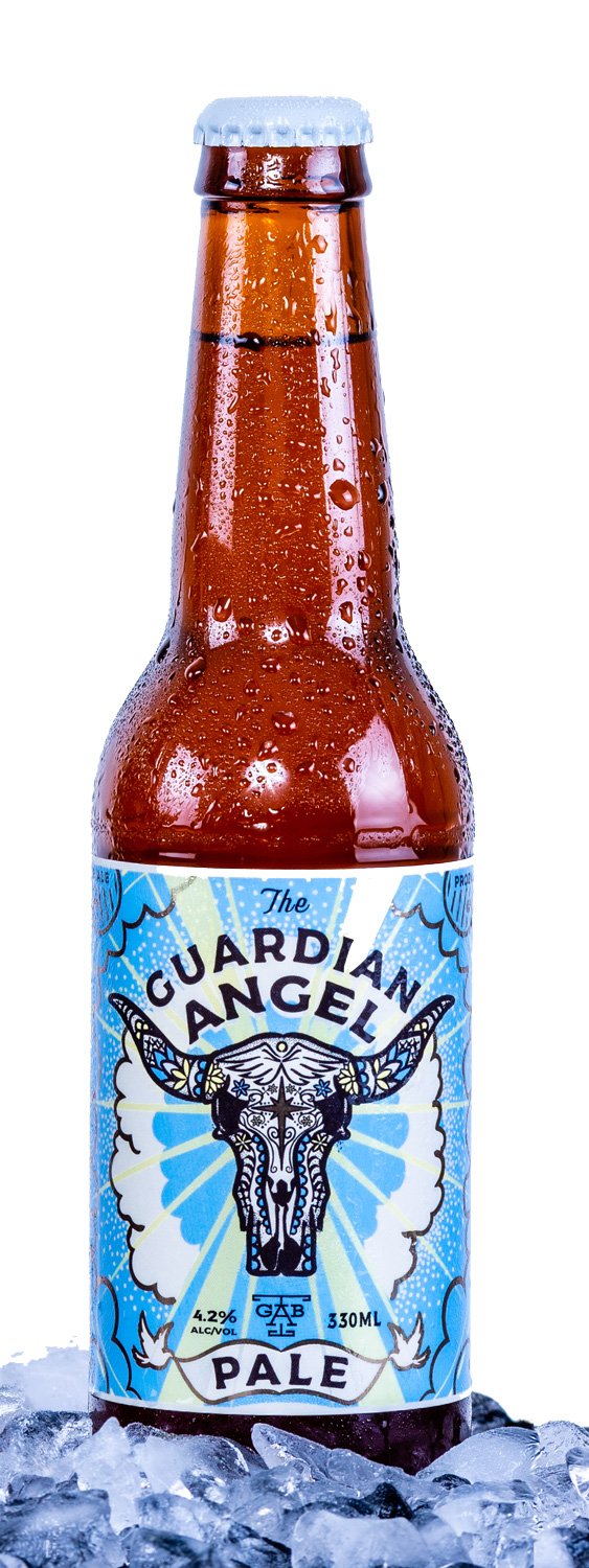 Grand Angus Brewing - Guardian Angel pale ale
